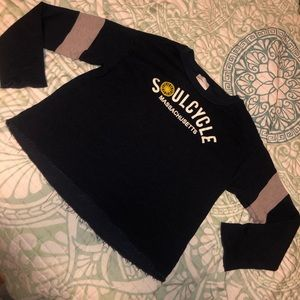 Soulcycle Massachusetts Sweater